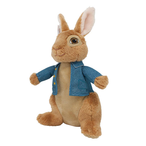 Image of Peter Rabbit Movie Soft Toy | 24 cm Peter Rabbit and Flopsy Teddy