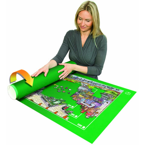 Puzzles Mates Puzzle & Roll Jigroll up to 1500 Pieces,