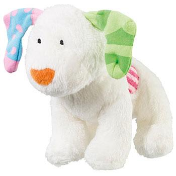 Image of snowdog soft toy