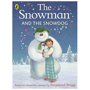 snowman and snowdog book