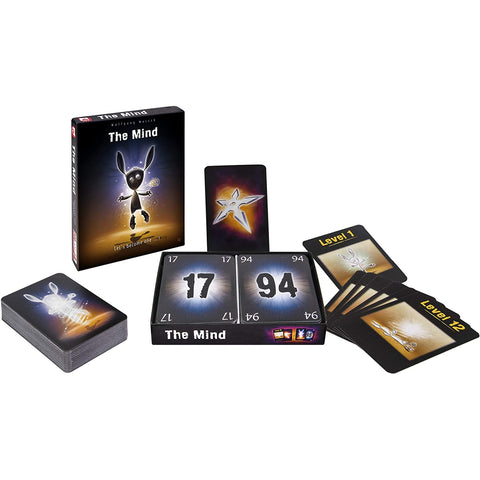 Image of The Mind Card Game
