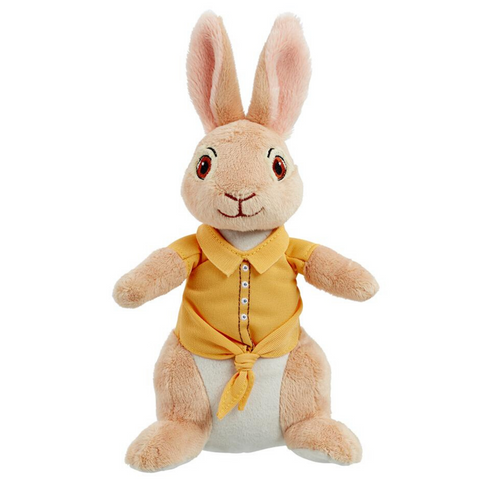 Image of Mopsy Soft Toy-Peter Rabbit Movie
