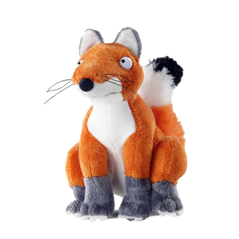 Gruffalo Soft Toys | Fox Owl and Snake Soft Toy | Julia Donaldson Collection