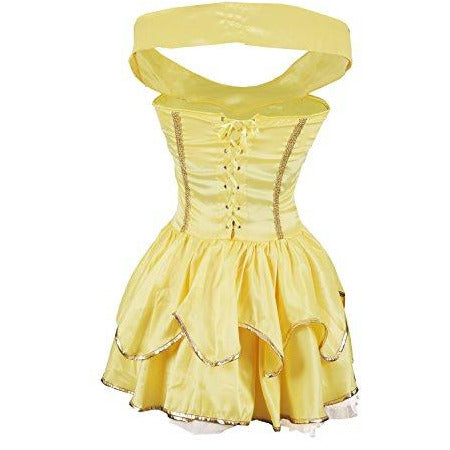 Image of Princess Fancy Dress Costume UK Sizes 6-16