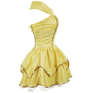 Princess Fancy Dress Costume UK Sizes 6-16