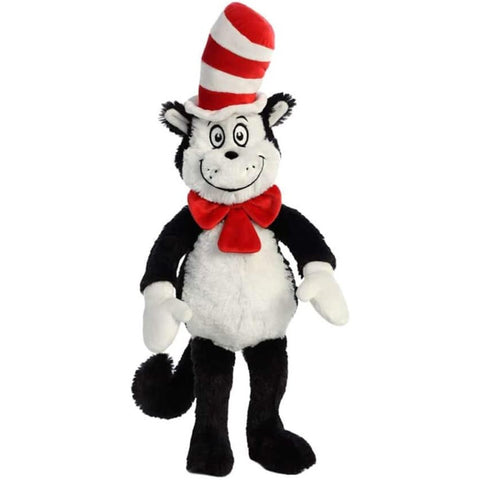 Cat in the Hat Soft Toy Dr Seuss