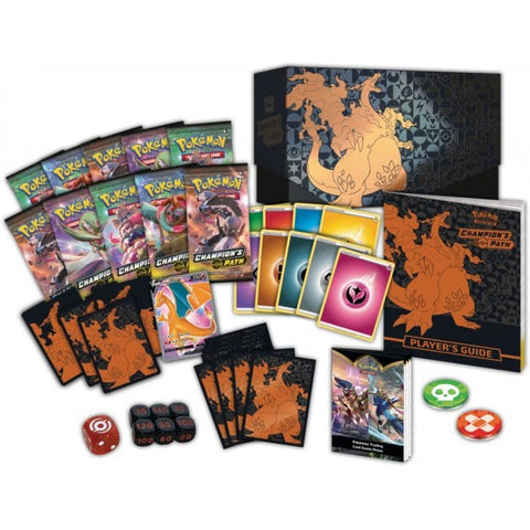 Pokemon Champions Path Elite Trainer Box