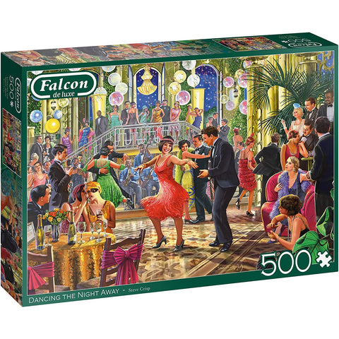 Image of Dancing the Night Away | 500 Piece Jigsaw | Falcon de Luxe