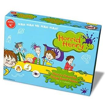 Horrid Henry's Favourite Things | Board Game