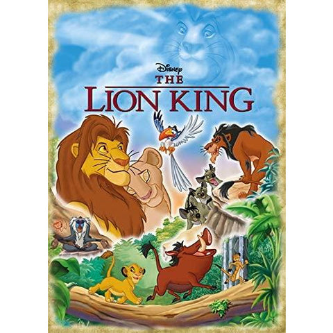 Image of Disney Classic Collection - The Lion King 1000 Piece Jigsaw Puzzle