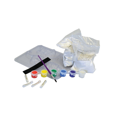 Image of Dinosaur Mould and Paint Set