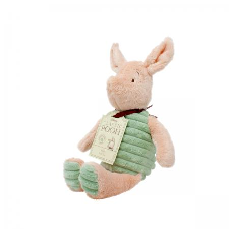 Image of Piglet soft toy-pooh