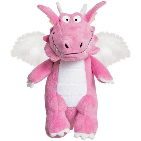Pink Dragon from Zog Soft Toy-Julia Donaldson