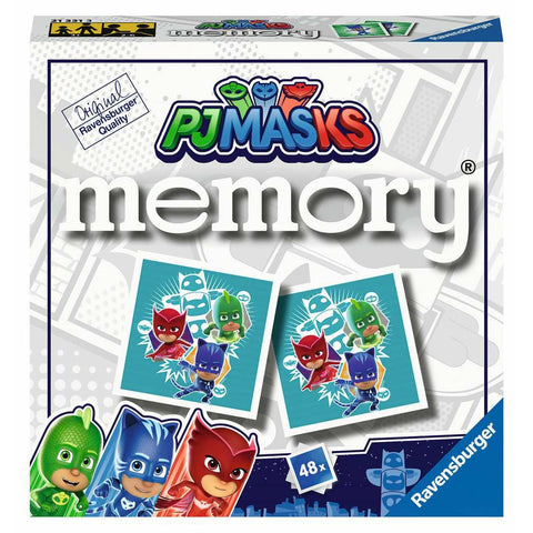 PJ Masks Memory Game