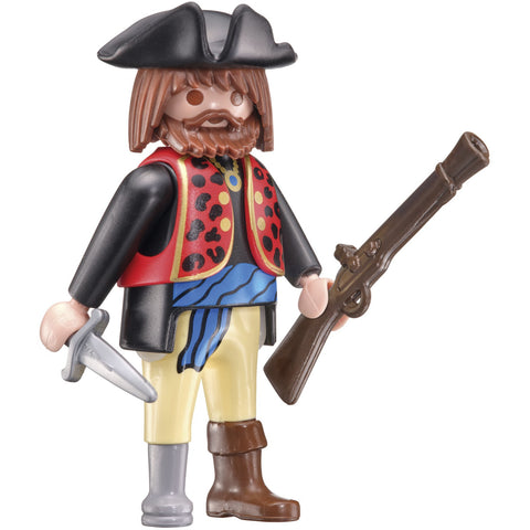 Playmobil | Pirate Paradise 60 Piece Jigsaw |  Play Figure Included