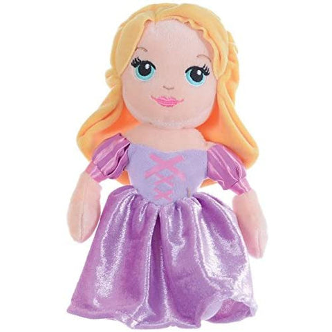 Disney Princess Soft Toy | 20 cm Rapunzel Mini Bean
