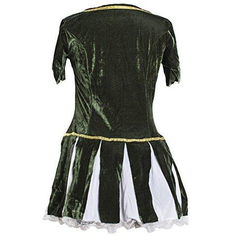 Robin Hood Fancy Dress Costume UK 8-14