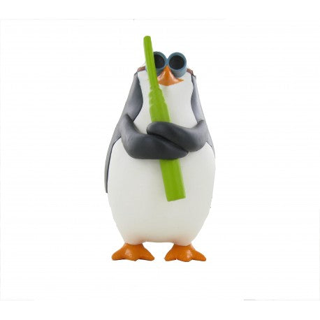 Madagascar Figurine Sets Penguins Skypper, Rico, Kowalski and Private