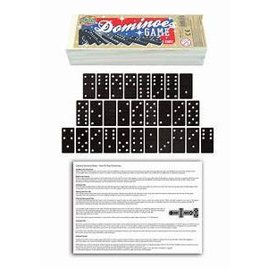 Price Toys Dominoes | 28 Piece Domino Set