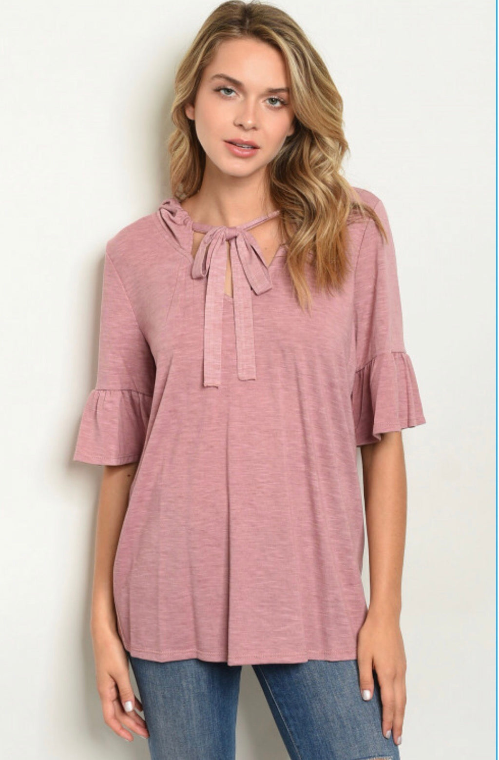 Keenan Tunic Top