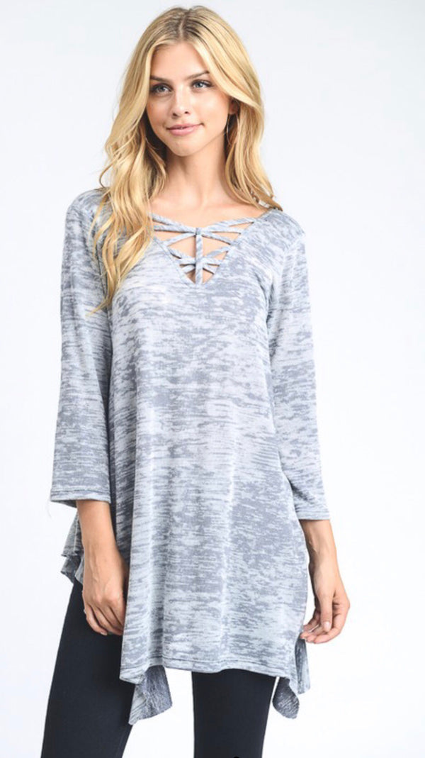 Brielle Relaxed Fit Top (2 colors)