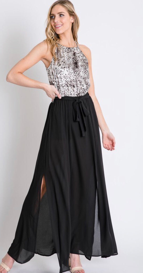 Wild Attraction Maxi Dress
