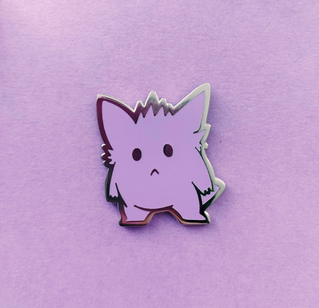 Gengar pin (backordered)