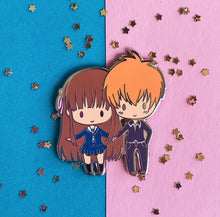 Tohru and Kyo