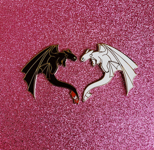 Dragon Pin Set