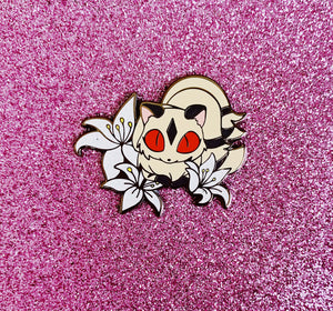 Kirara pin (backordered)