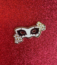 Masked Thief Enamel Pins