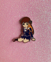 Tohru and Friends Pin