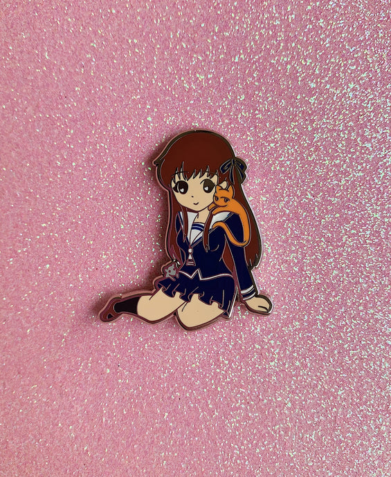 Tohru and Friends Pin (backordered)