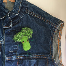 Broccoli Pin
