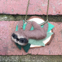 Super Sloth Necklace