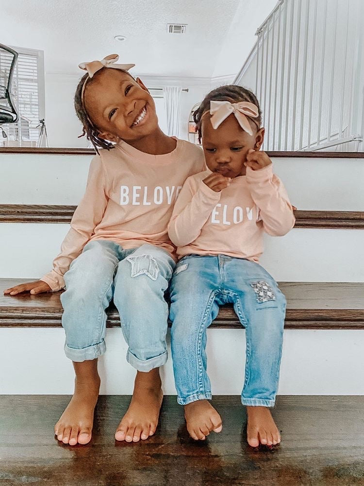 Beloved Toddler Tee