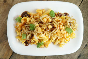 Campanelle Aloo Chaat