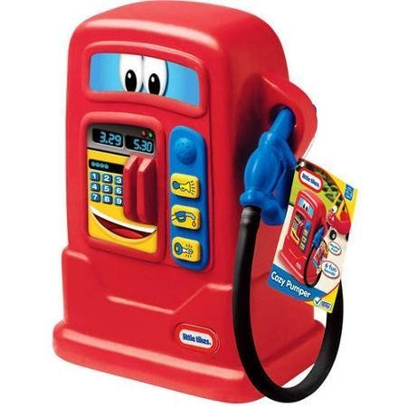 Little Tikes Battery Powered Cozy Gas Pumper