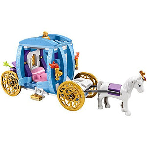 LEGO (LEGO) of Disney Princess Cinderella magic of horse-drawn carriage 41053