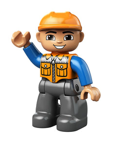 Duplo - Bricks - My first construction site 10518