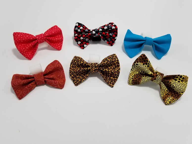 Stylish Bow Ties for Dogs Small