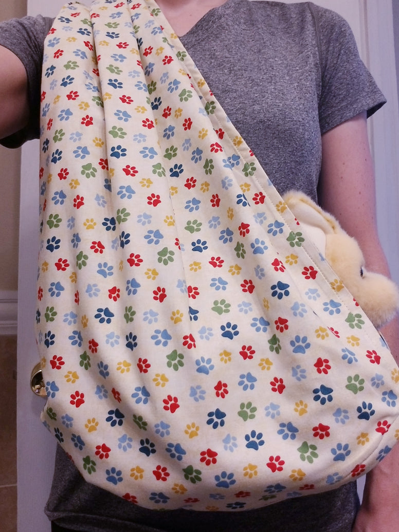 Paws Galore Reversible Sling Carrier
