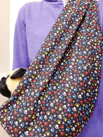 Rainbow Paws Reversible Sling Carrier