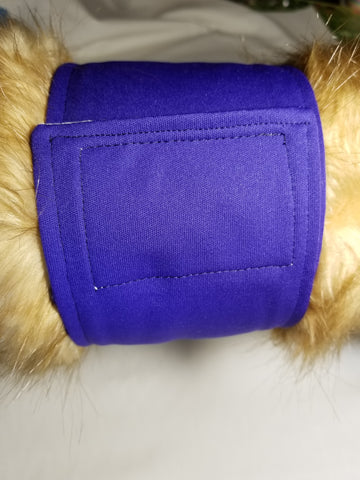Royal Blue Washable Reusable Belly Band for Dogs