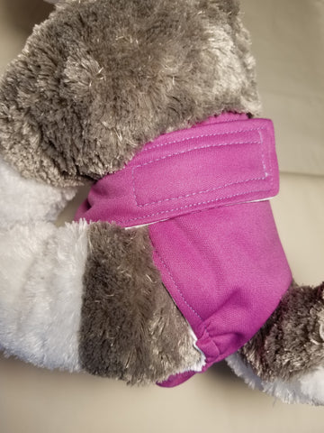 Orchid Washable Reusable Dog Diaper