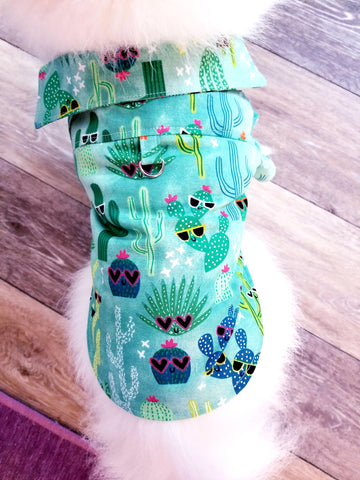 Cactus Cutie Dress Shirt