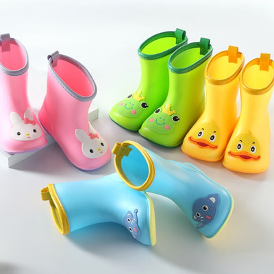 Duck Anti-Slip Rubber Rain Boots