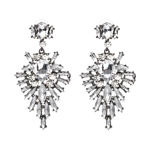 Crystal Statement Earring