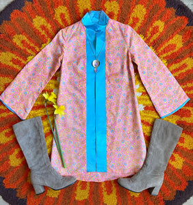 Hazy Dayz Strawberry Fields Jacket Dress