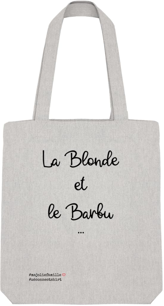 Tote Bag Audrey Zé Connect Shirt France